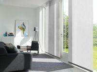 Cortinas Panel Oriental: Los paneles orientales son una solución diferente e innovadora, diseñada para grandes ventanales.- Elegantes paneles de tela que se recogen lateralmente.- Fabricadas en variadas telas y texturas, se adaptan a diversos estilos de decoración.