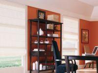 Cortinas Romanas: Descubre las Cortinas Romanas o cortinas estores  de Luxaflex, exclusiva, sin costuras, que ofrece importantes ventajas de calidad sobre las cortinas store tradicionales.